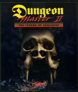 <i>Dungeon Master II: The Legend of Skullkeep</i> video game