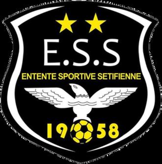 ES Sétif - Image: ES Sétif (logo) 2