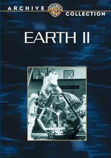 <i>Earth II</i> 1971 television film by Tom Gries