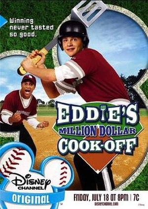 Eddie's Million Dollar Cook-Off - Promotional advertisement