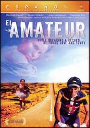The Amateur (1999 film) - DVD Cover
