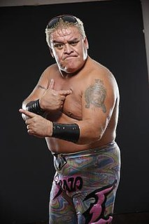 El Brazo Mexican professional wrestler