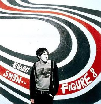 Figure 8 (album) - Image: Elliott smith figure 8 cover