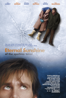 <i>Eternal Sunshine of the Spotless Mind</i> 2004 film directed by Michel Gondry