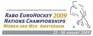 2009 Women's EuroHockey Nations Championship - Image: Euro Hockey Nations Championship 2009