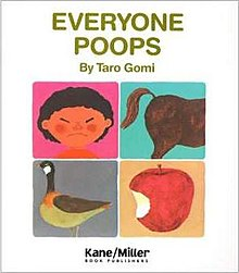everybody poops book