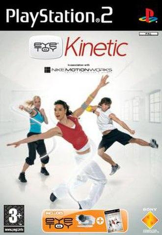 EyeToy: Kinetic - EyeToy: Kinetic