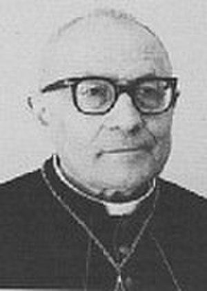 Ferdinando Giuseppe Antonelli - Cardinal Ferdinando Antonelli
