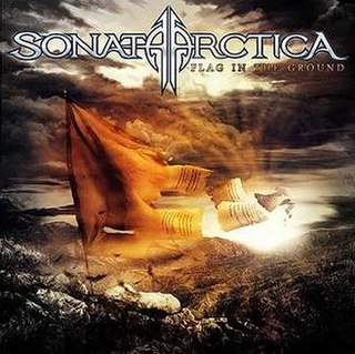Flag in the Ground Sonata Arctica song