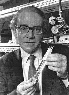 Martin Fleischmann British chemist