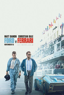 <i>Ford v Ferrari</i> 2019 sports action drama film directed by James Mangold