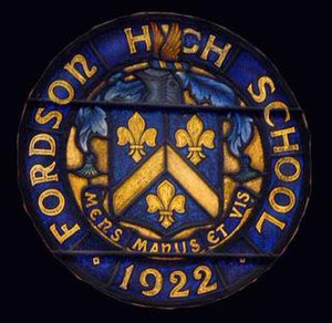 Fordson High School - Image: Fordson seal