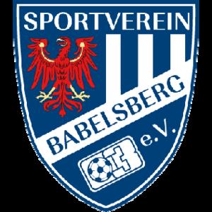 SV Babelsberg 03 - Former logo of SV Babelsberg 03