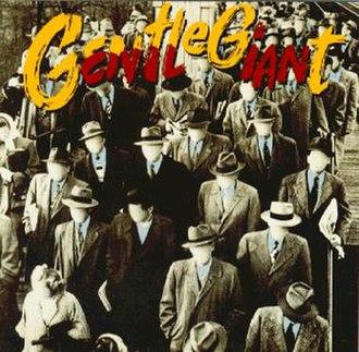 Civilian (Gentle Giant album) - Image: Gentle Giant Civilian