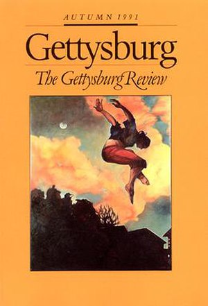 The Gettysburg Review - Image: Gettysburg Review Autumn 1991
