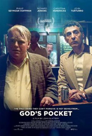 God's Pocket - Theatrical release poster