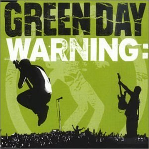Warning (Green Day song) - Image: Green Day Warning single cover