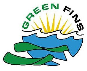 Green Fins - Green Fins logo