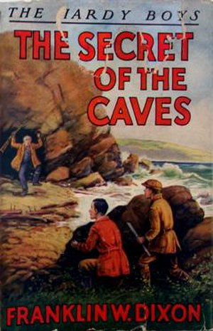 The Secret of the Caves - Original edition