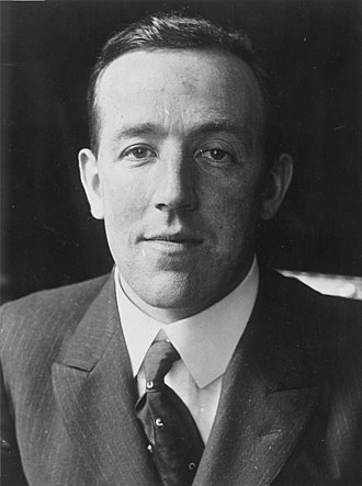 Harry Boland - Photograph of Boland taken in 1919, during his time as special envoy to the United States