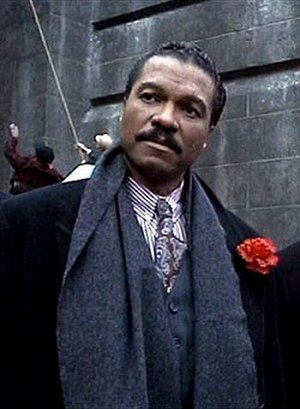 Two-Face - Billy Dee Williams as Harvey Dent in Batman (1989).