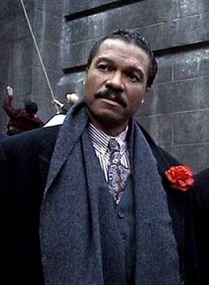 Two-Face - Billy Dee Williams as Harvey Dent in Batman (1989).