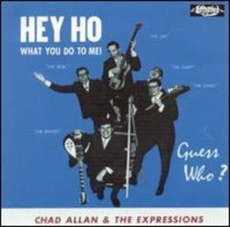 Hey Ho (What You Do to Me!) - Image: Hey Ho (What You Do To Me)