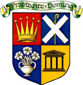 High School of Dundee - Image: High School of Dundee Arms