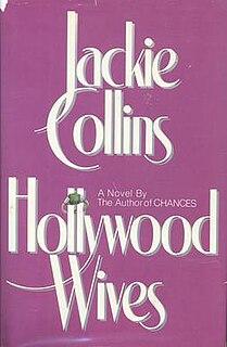 <i>Hollywood Wives</i> (novel)
