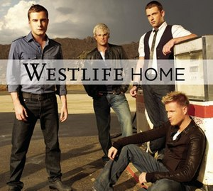 Home (Michael Bublé song) - Image: Home CD1