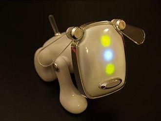 IDog - Image: I Dog Lights 2