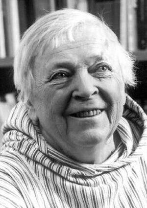 Inger Hagerup - Inger Hagerup, twentieth century Norwegian poet
