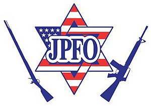 Jews for the Preservation of Firearms Ownership - JPFO logo