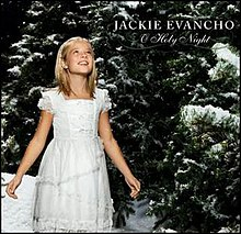 Jackie Evancho O Holy Night.jpg