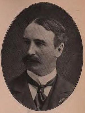 James Pender - Pender in 1895.