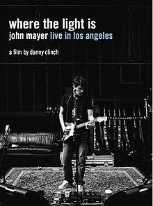 Where The Light Is John Mayer Album Wikipedia