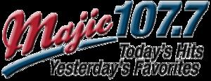 KMAJ-FM - Image: KMAJ FM logo