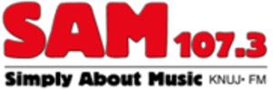 KNUJ-FM - KNUJ-FM Logo
