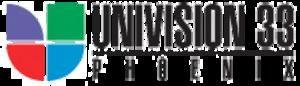 KTVW-DT - Former logo, used until December 31, 2012.