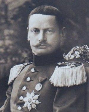 Prince Karl of Bavaria (1874–1927) - Image: Karl of Bavaria