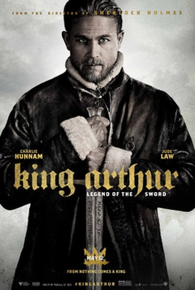 Picture of a movie: King Arthur: Legend Of The Sword
