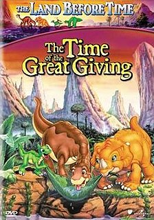 <i>The Land Before Time III: The Time of the Great Giving</i>