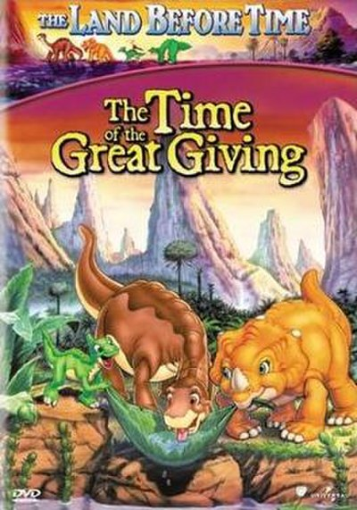 Picture of a movie: The Land Before Time III: The Time Of The Great Giving