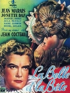 Beauty and the Beast (1946 film) - Film poster