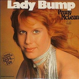 Lady Bump (album) - Image: Lady Bump album cover