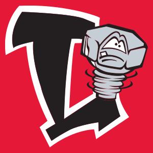 Lansing Lugnuts - Image: Lansing Lugnuts Primary Cap Logo