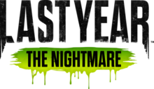 Last Year The Nightmare video game logo.png