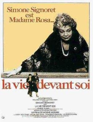 Madame Rosa - Film poster