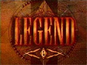 Legend (TV series) - Intertitle