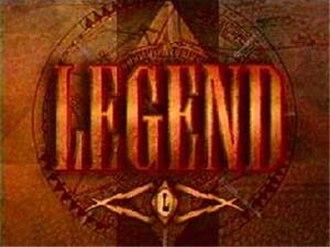 Legend (TV series) - Intertitle